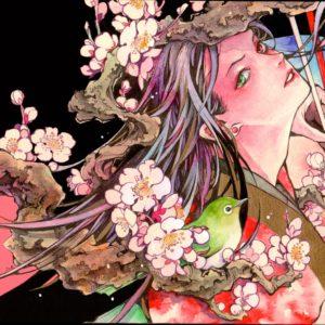 錠マヱ02-「こうはく」(2019年)