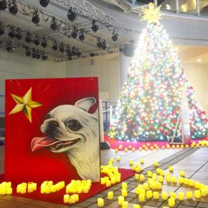 mash art02-「クリスマス」(2018年)