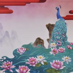 大西高志01-「深閑」(2019年)