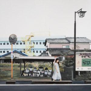 八太栄里03-「ずっと長い時間」(2018年)